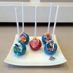 paw patrol cakepops #mmccakepops #mmctoys